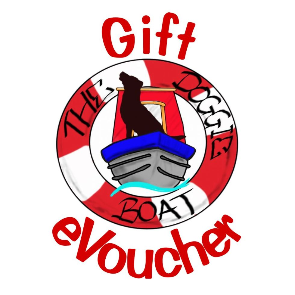 Doggie Boat Gift eVoucher - Click here for more info!
