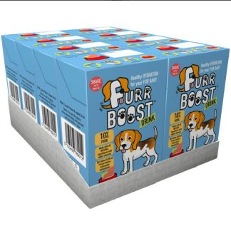 Furr Boost Pork Sweet Potato and Apple Dog Drink 200ml