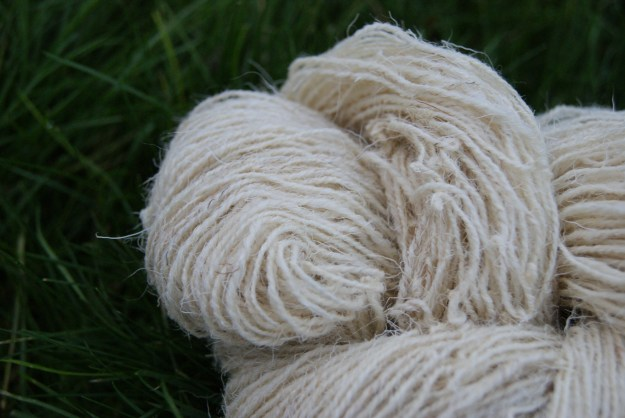 http://www.ravelry.com/people/fak/handspun/white-welsh