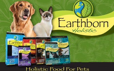 Earthborn Holistic hundmat