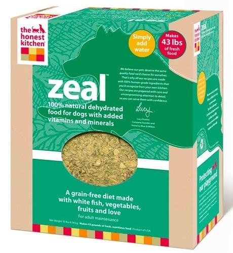 RECALL ALERT Honest Kitchen Dehydrated Raw Dog Food  The