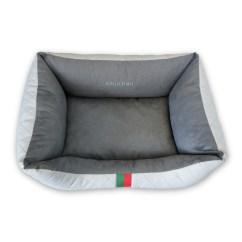 Corner Sofa Bed Roma Grey Tudor In Dogissimo