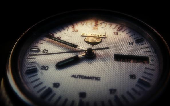 clock edited