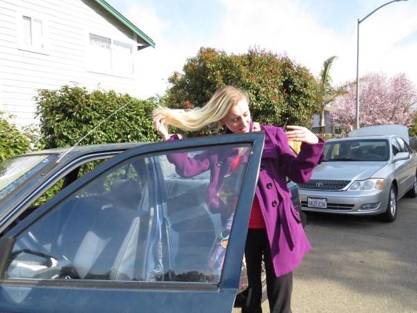 Alex Hair Flip