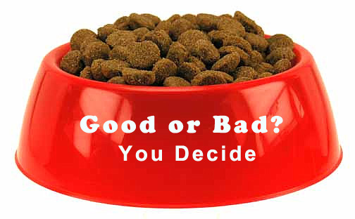 The decision in the end is yours on what you feed your dogs