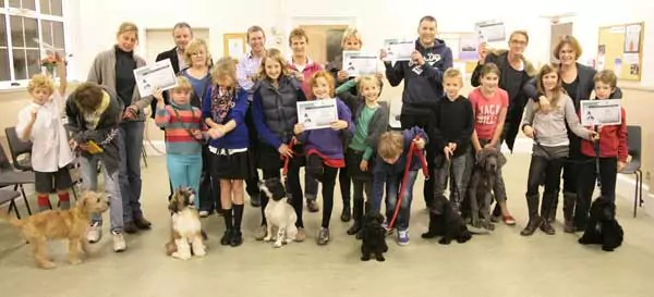 Stan Rawlinson Puppy Classes