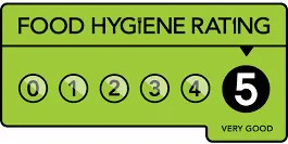 Paws for Coffee has the highest hygeine rating