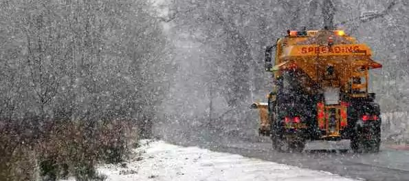 Snow Gritter amd Spreader Could Be Fatal To Dogs