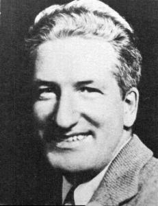 Frank Scully (1892-1964) escritor y periodista, autor de Behind the