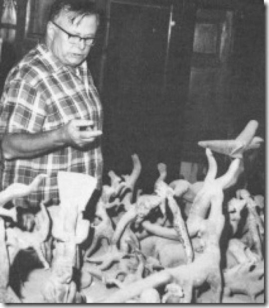 El profesor Charles Hapgood