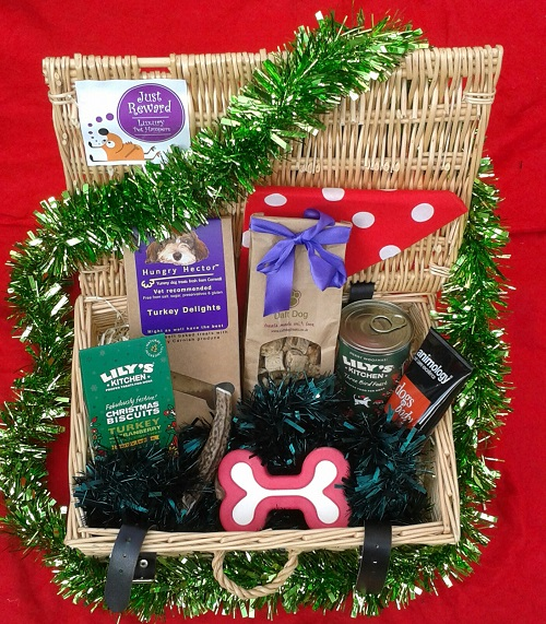 Just Rewards Pet Hamper web