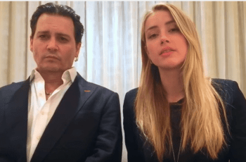 WATCH: Johnny Depp and Amber Heard Apologise Ending #WaronTerrier 3