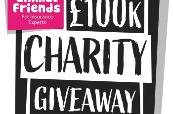 Animal Friends Insurance Announce £100K Charity Giveaway Finalists, Time to Get Voting! 33