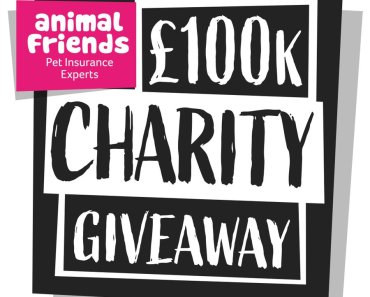 Animal Friends Insurance Announce £100K Charity Giveaway Finalists, Time to Get Voting! 2