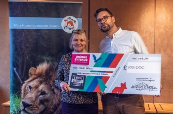 FOUR PAWS Win Animal Friends' 2019 £100k Charity Giveaway! 26