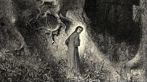 Commento teologico al Canto I dell'Inferno (Divina Commedia)