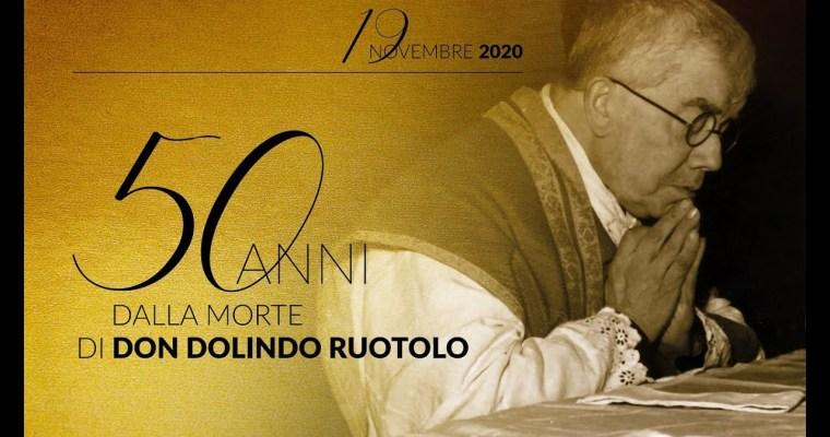 50° Anniversario della morte di Don Dolindo Ruotolo