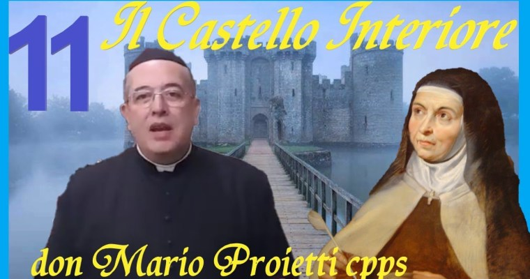 Castello Interiore, VI, 1/2