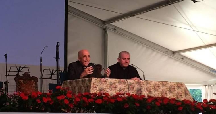 Don Nicola Bux – Il rapporto fra l'Eucaristia e la Misericordia (13-8-2016)