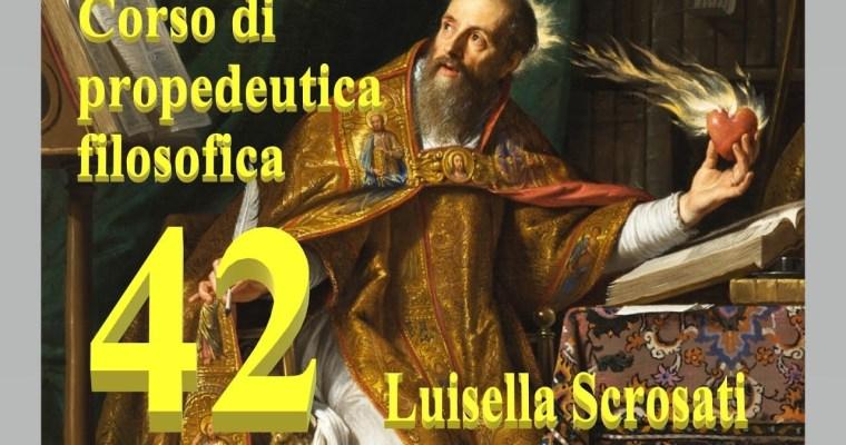 Gnoseologia 12 – Astrazione universalizzatrice (1)