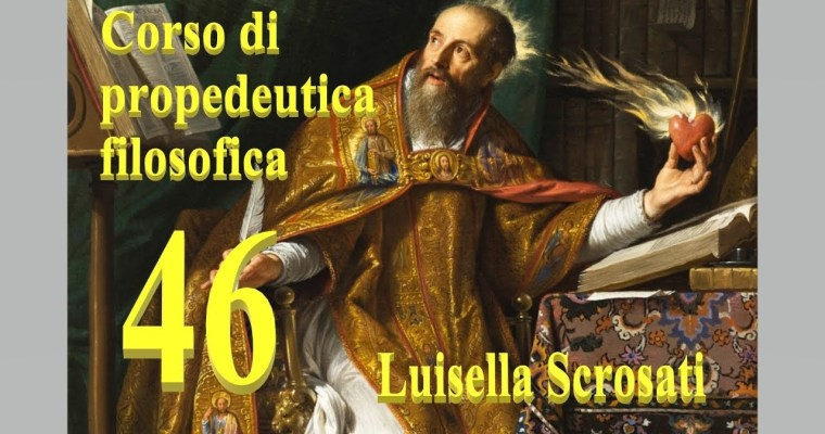 Gnoseologia 16 – Verità immediatamente evidenti (1)