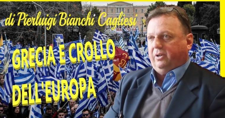 Grecia e crollo dell'Europa