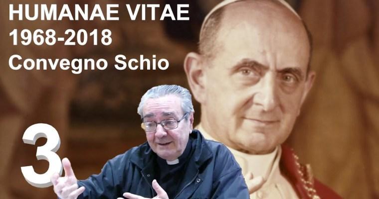 Humanae Vitae e infallibilità – Mons. ANTONIO LIVI (parte 1 di 2)