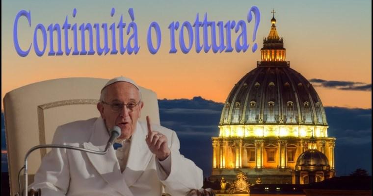 """Il """"Cambio di paradigma"""" di Papa Francesco (2)"""