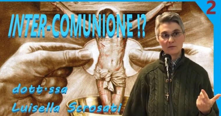 INTERCOMUNIONE (2): Cosa dice il Diritto Canonico?