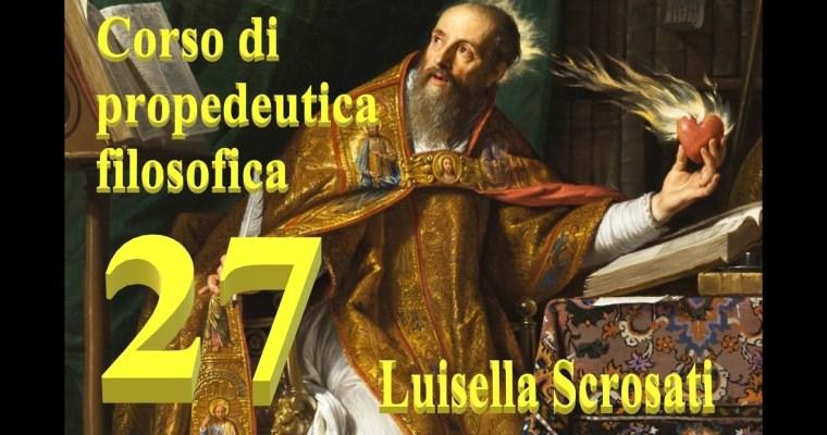 Logica 23 – Le figure del sillogismo (2)