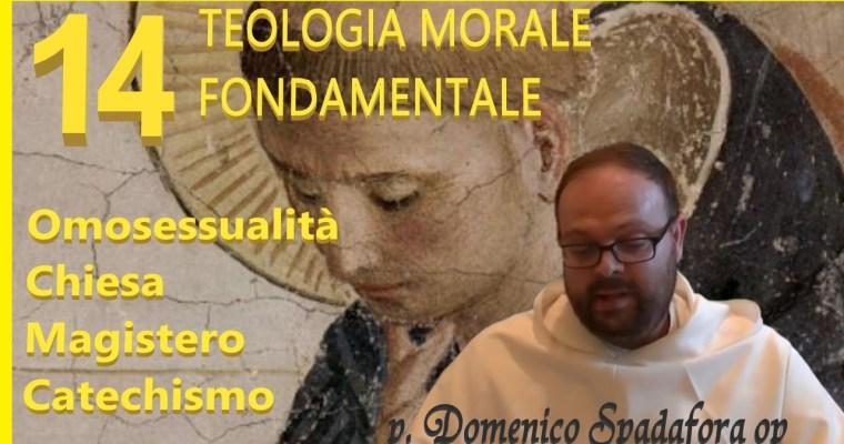 Omosessualità: Chiesa, Magistero, Catechismo