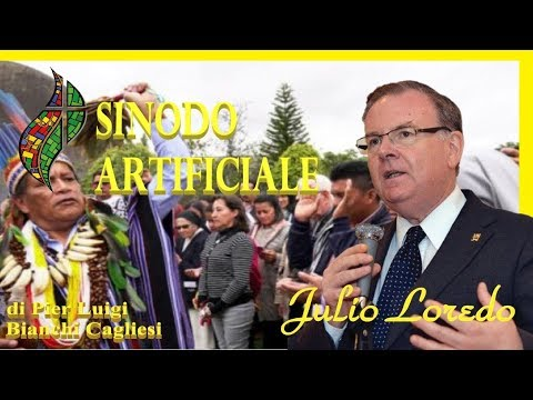 SINODO ARTIFICIALE: intervista a Julio Loredo