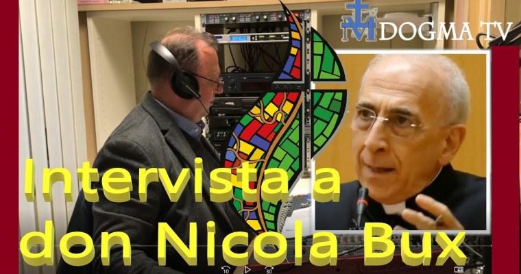 Sinodo panamazzonico: intervista a don Nicola Bux