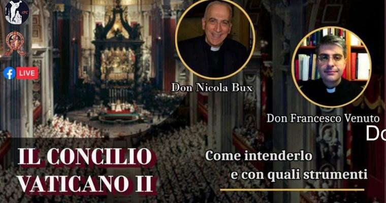 Vaticano II – Come intenderlo e con quali strumenti (1)