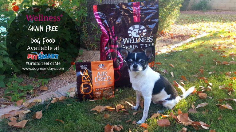 Save Money on Wellness GrainFree Dog Food at PetSmart GrainFreeForMe  Dog Mom Days