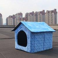 Pet Dog House Large Dog Bed Cat Bed Pet nest Dog kennel ...