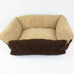 Sofa Beds At Amazon Chesterfield Modern Lovely Dog/cat Bed Soft Warm Pet Cushion Couch ...