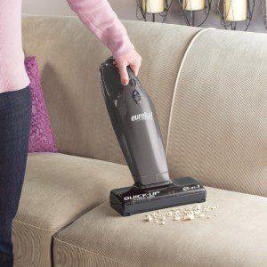 eureka cordless pet hair vacuum