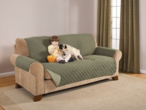 Deluxe Reversible Sofa Covers for Pets
