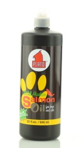 fish oil for healthy dog