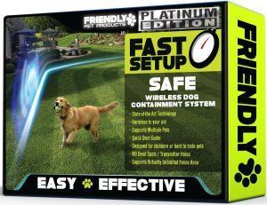 best wifi dog fence