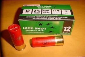 Non toxic, lead-free ammunition