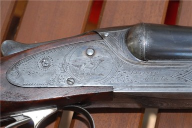 20 gauge Lefever EE grade shotgun