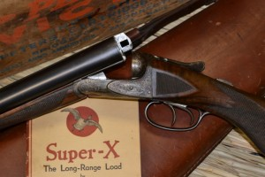 A.H. Fox CE-HE-grade Shotgun