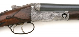 20g Parker DHE Double Barrel Shotgun