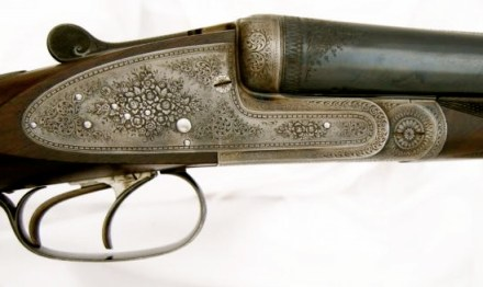 Otto Bock Double Barrel Shotgun