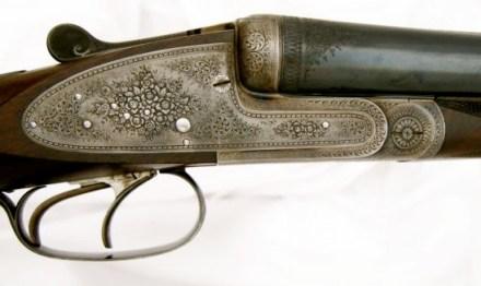 Otto Bock Double Barrel Shotgun