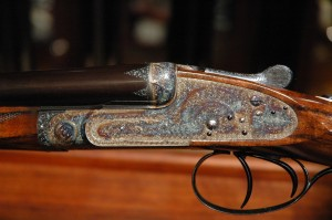 W.W. Greener 28 gauge sidelock double barrel shotgun