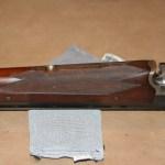 16 gauge F.W. Heym over/under shotgun