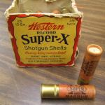 "Western Cartridge Co. Super-X 10 gauge 3 1/2"" 2oz"
